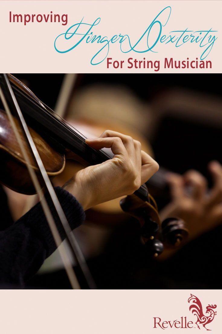 Improving Finger Dexterity For String Musician In 2018 Lets Learn
