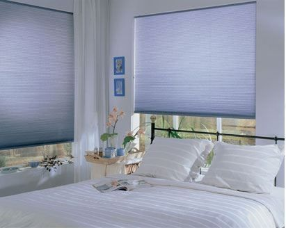 Duette Blinds from Luxaflex