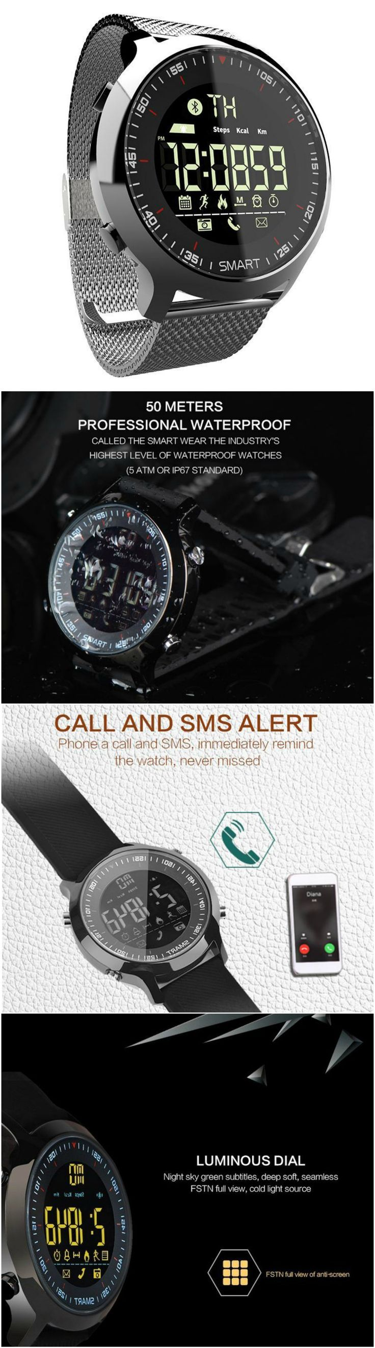 698 Best Cool Gadgets Images On Pinterest Bugs Insects And Rodents Hard Drive Circuit Board Desk Clock Livbit New Arrival Ip67 Waterproof Smartwatch Support Call Sms Alert Sports Activities Tracker Wristwatch For Ios Android Phones