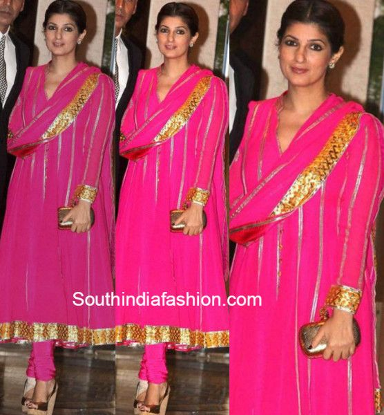 Twinkle Khanna in Abu Jani and Sandeep Khosla