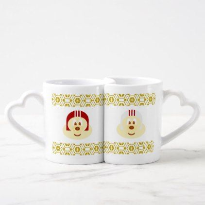 Red White Helmet Couple Coffee Mug Set Wedding Decor Marriage Design Diy  The 25 Best Couples Coffee Mugs Ideas On Pinterest Engagement
