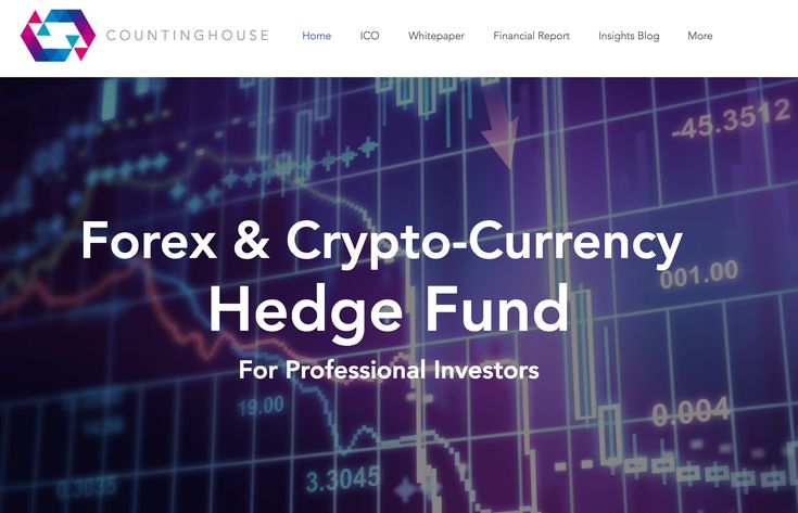 South Australia, Australia – March 6, 2018, Countinghouse Fund made international news today with the announcement of a new ICO that has investors swarming. Countinghouse Fund is an already-established foreign exchange direct hedge fund which uses coded algorithms and mathematical techniques to f...