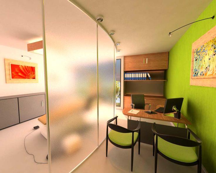 Pin by maria gzz on consultorio pinterest for Diseno de interiores 3d 7 0