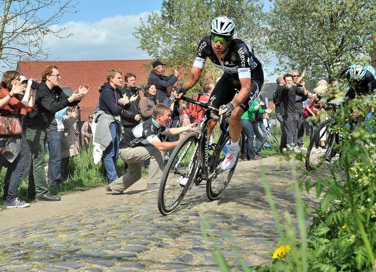 Carrefour de l'Arbre  Paris Roubaix 2014