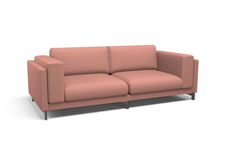 34 Best Images About Covers For #IKEA #NOCKEBY Three-seat Sofa On Pinterest