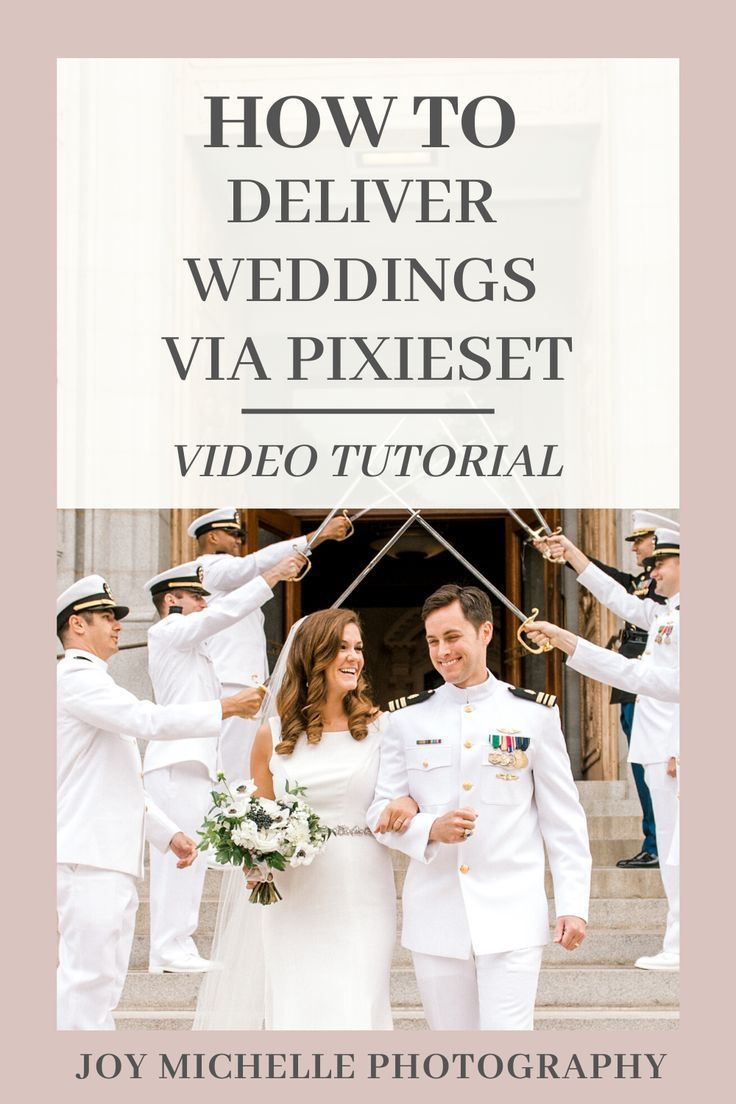 How to use pixieset