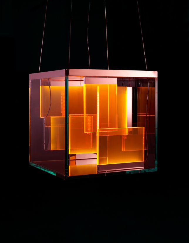 GIOLIGHT, FOR GALLERY ROBERTO GIUSTINI & PARTNERS, 2007--JOHANNA GRAWUNDER | Pendant light
