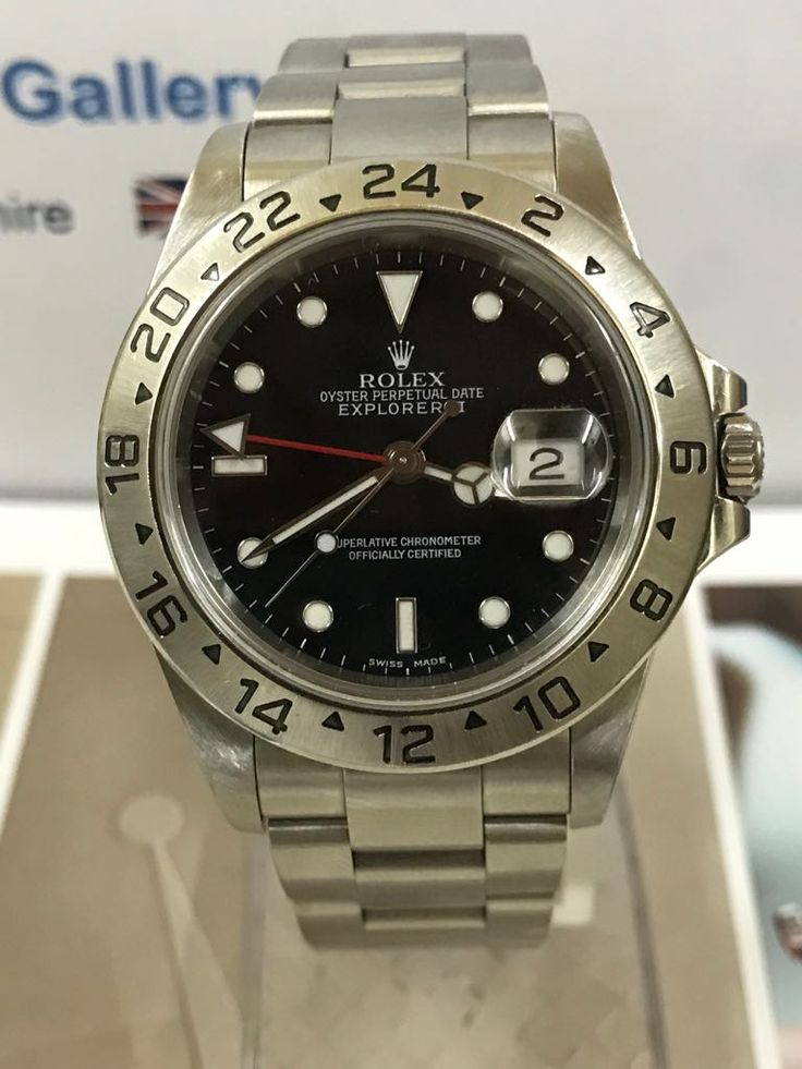 Rolex Explorer II Steel Black Dial Bezel. Complete your look with this stunning watch. Go with this flawles fit watch from office to after-hours with ease and style. Available now for sale, info@orangzebgallery.com we will appreciate to hear from you. #uk #hertfordshire #londonfashion #london #mensfashion #menaccessories #instapic #instagood #instagram #instalove #watchesofinstagram #watches #rolexsteel #rolexexplorer2 #rolex #bestoftheday #rolexblackdial #beze #photooftheday #amazing #style