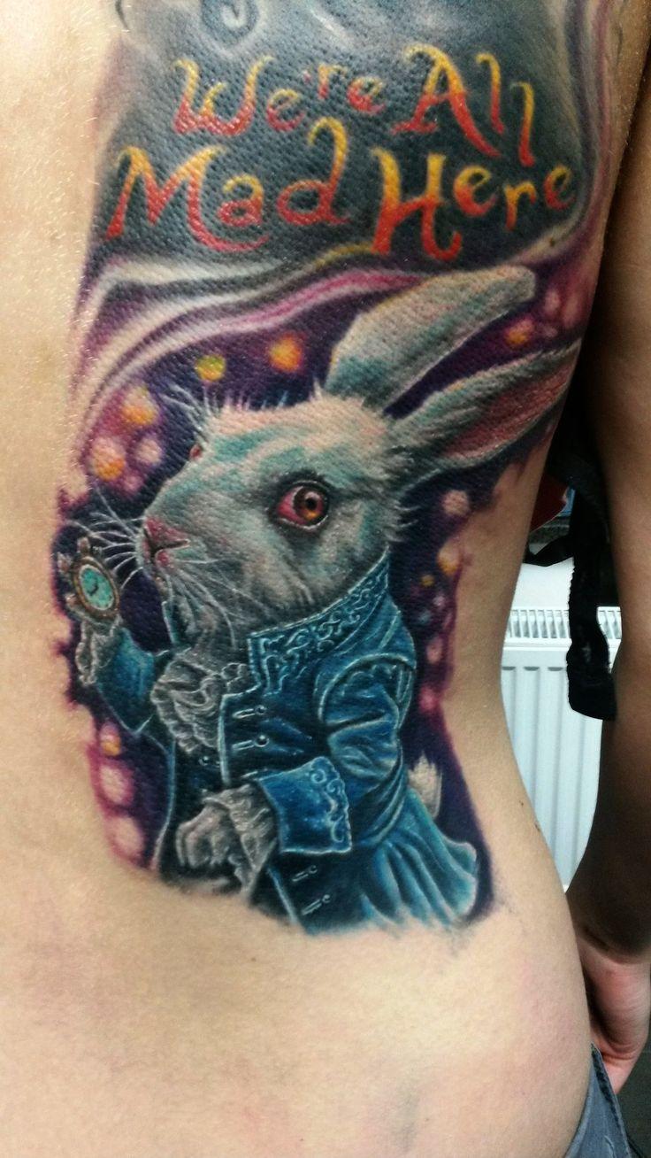 45 best Tattoos images on Pinterest | Tattoo ideas, Wonderland ... - Tattoo Alice Im Wunderland