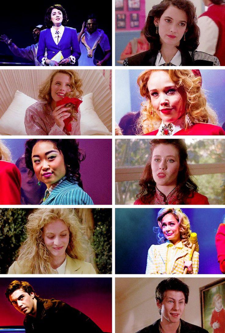 Heathers vs. Heathers the Musical