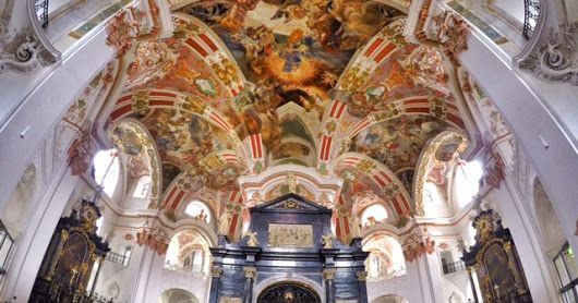 Einsiedeln Abbey - The iconic Benedictine Monastery with Black Madonna | The Wanderer