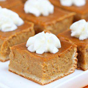 Pumpkin Tasty Cake