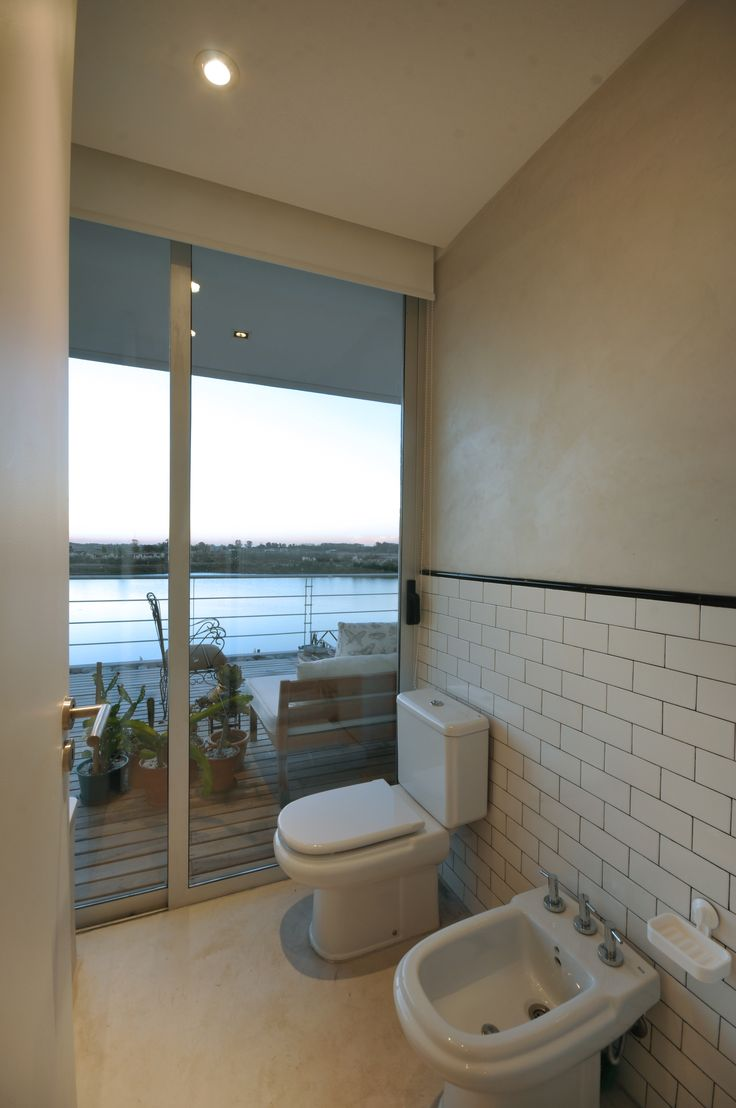 Casa Labrador #Baños #Bathroom #VanguardaAchitects #Architecture
