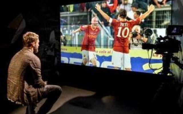 """De Rossi a Roma Tv: """"Vinco con Garcia e poi vado negli USA"""" #roma #derossi #intervista"""