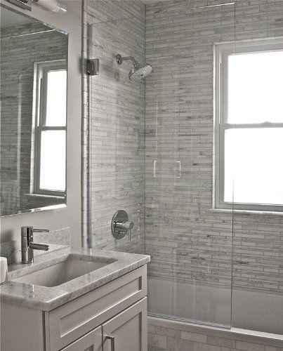 Amazon.com: Frameless Bathtub Shower Screen, Swing Door, 64 X 33.5, 5/16 (8mm) Glass, Polished Chrome Hinges. Model 6408SHS: Home Improvement