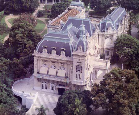 Antiga residência da princesa Isabel, Palácio Guanabara pode ser aberto à visitação este ano - Jornal Diário dos Campos