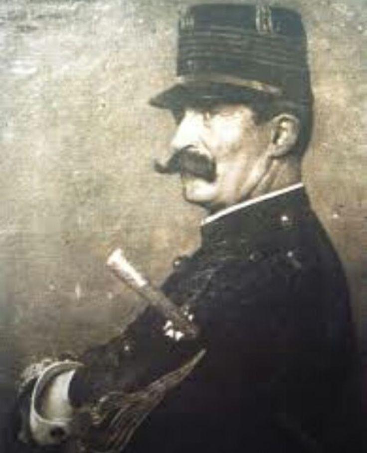 """Jules Brunet  - the """"Last Samursi"""" Algren"""