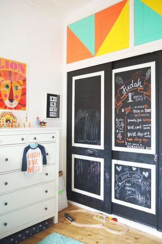 Judah's Bright & Bold Room of Fun — Kids Room Tour