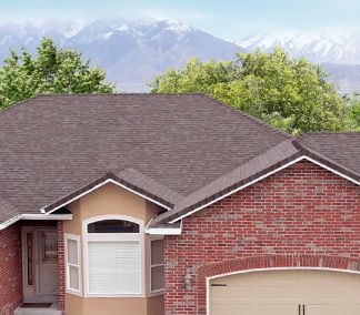 29 best home is where the heart is images on pinterest for Polymer roofing shingles