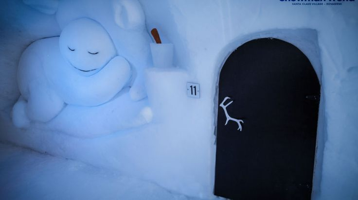 Snowman World Igloo Hotel -Rovaniemi, Lapland, Finland