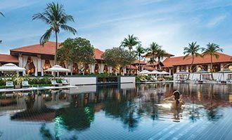 6. Sofitel Singapore Sentosa Resort and Spa. Holidays with Kids Top 10 Family Resorts International #travel #awards