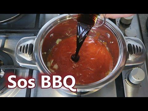 (10) Sos barbecue - prosty przepis jak zrobić sos BBQ - YouTube