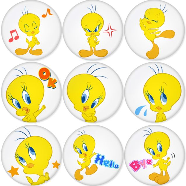 77 best tweety bird images on pinterest tweety looney tunes and cartoon characters. Black Bedroom Furniture Sets. Home Design Ideas