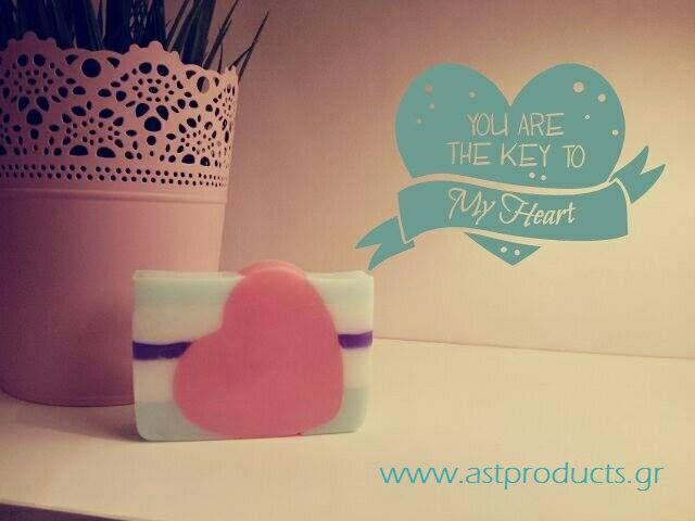 Dare to Fall in Love, Dare to Dream!!! AST PRODUCTS NO ORDINARY SOAPS believe in Love!!! www.astproducts.gr