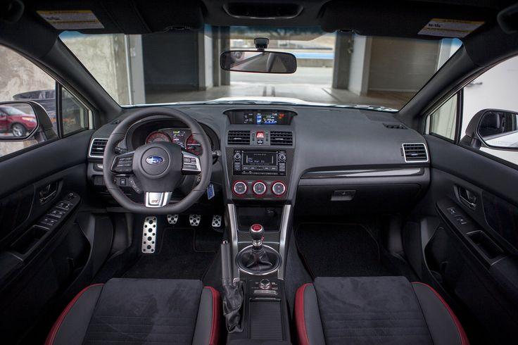 2015 Subaru Wrx Sti Dashboard Interior Wallpaper Subaru