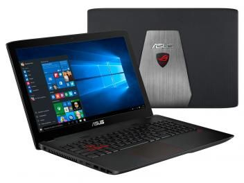 "Notebook Asus GL552VW Intel Core i5 8GB 1TB - Windows 10 Tela LCD LED 15,6"" HDMI Placa NVIDIA"