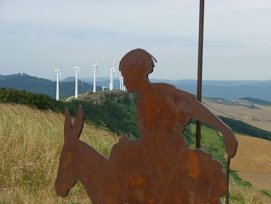 Не стоит бороться с ветряными мельницами