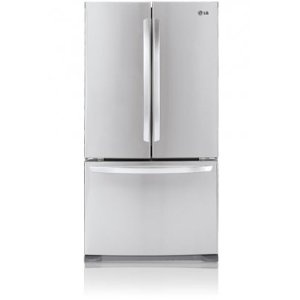lg lfc25776st 250 cu ft french door refrigerator stainless steel