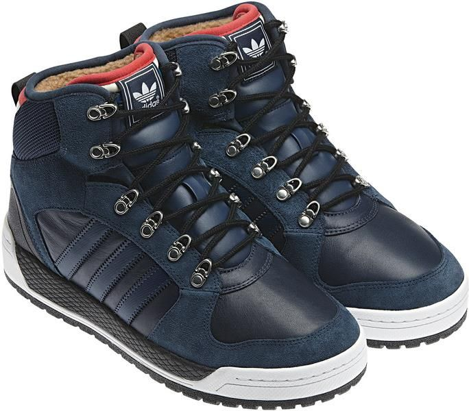 Зимняя мужская обувь adidas