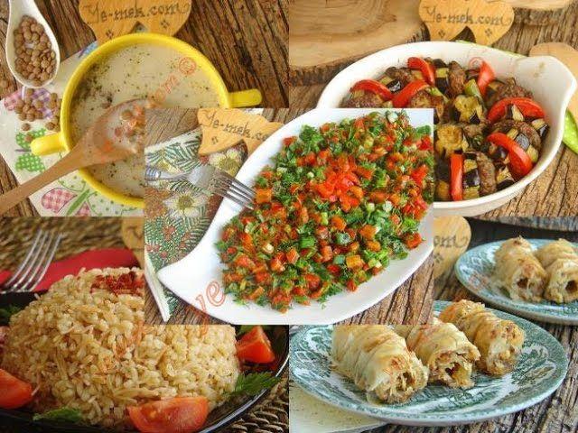 5. Gün İftar Menüsü (Ramazan 2015 İftar Menüleri) #YemekTarifleri #GünGünİftarMenüleri #GünGünİftarMenüsü #hosting