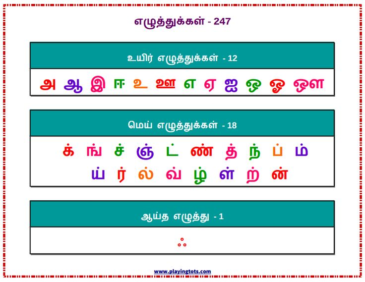 29 best Tamil images on Pinterest | Tamil language, Work sheet and ...