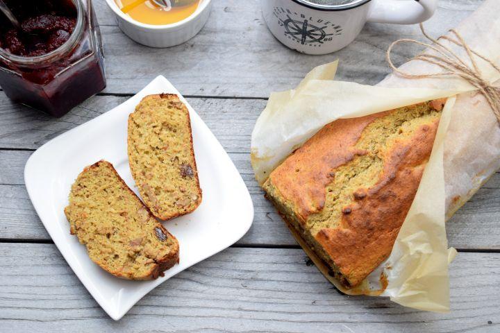 chlieb s avokádom