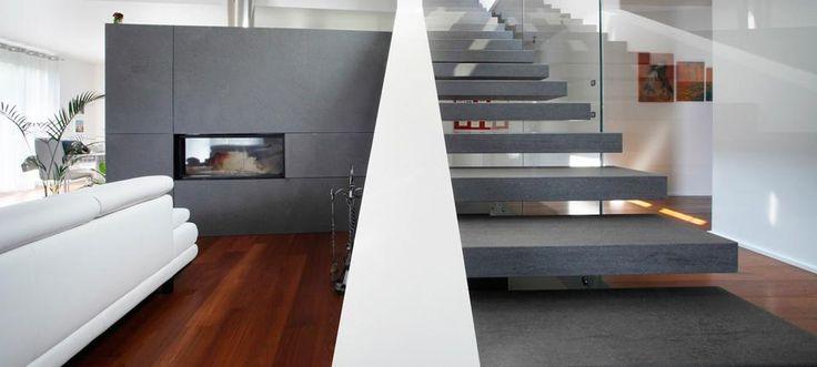 Wood-burning fireplace MCZ, Studio PaìS
