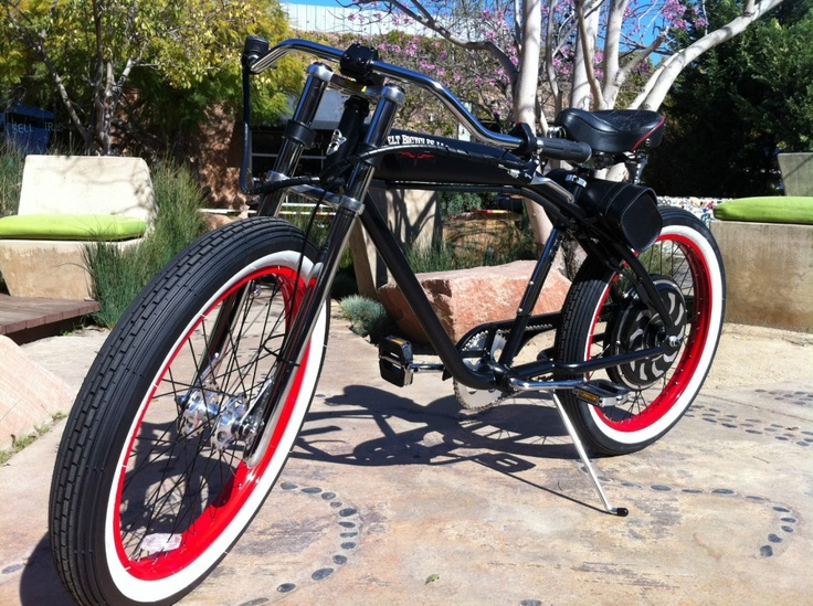 13 Best Images About Cruiser Electric Bikes On Pinterest  The Long Bikes An