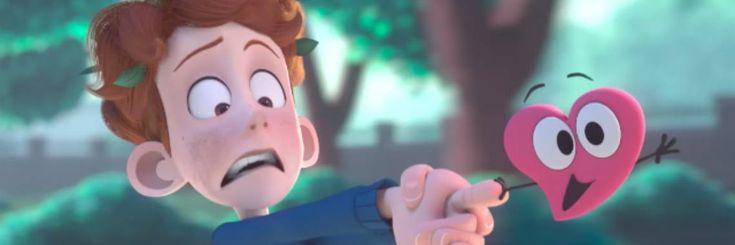 """Ondanks het feit dat alleen nog maar de trailer uit is, blijkt het publiek nu reeds overenthousiast te zijn over """" In a Heartbeat"""". Dit is een korte animatiefilm die het verhaal ver"""