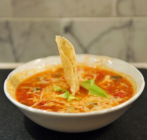 chicken tortilla soupRecipe Yummy, Peanut, Yummy Food, Tortilla Soup, Fall Soup, Favorite Recipe, Tortillas Soup, Food Recipe, Cooking Baking