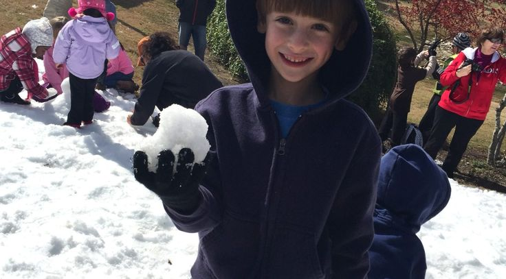 It's snow exciting! There are several chances for Austin-area kids to play in the snow this winter no matter what Mother Nature has planned. Check out the upcoming events where you can go dow…