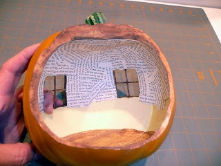 that artist woman: How to do a Halloween Miniature Scene