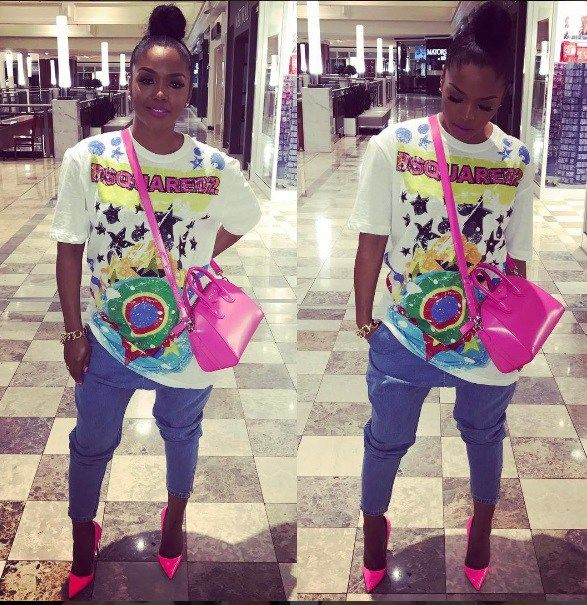 Rasheeda's Instagram From Love And Hip Hop Is Always On Point, Copy This Neon Oversized Tee Outfit For Less - See more at: http://www.dopeandbroke.com/?p=6827&vc_editable=true&vc_post_id=6827&_vcnonce=5dd91f0532#sthash.dSWJcbzk.dpuf