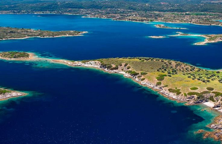 Sithonia, a unique place in Halkidiki