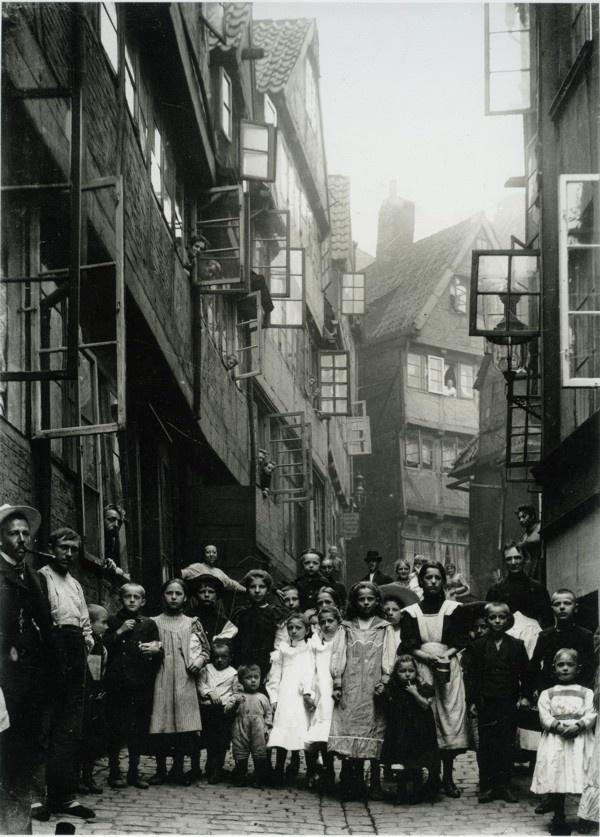 Germany, Hamburg, 1900