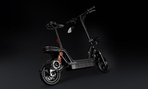 le mini scooter lectrique tante paula maximilien ii. Black Bedroom Furniture Sets. Home Design Ideas