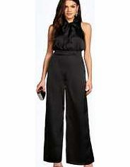boohoo Code Silky Pussybow Wide Leg Jumpsuit - black Your 70s style inspiration starts with a jumpsuit . Take your new season style up a notch in a wide leg number, prepare to party in head-to-toe prints or do denim differently in dungarees . For an and http://www.comparestoreprices.co.uk/womens-clothes/boohoo-code-silky-pussybow-wide-leg-jumpsuit--black.asp