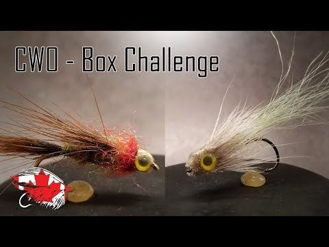 Friday Night Flies - Chinook Wind Outfitters Box Challenge #1 - YouTube