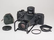 EBCフジノンW 180ミリメートルのF / 6.7レンズを持つ富士GX 617ミディアムフォーマットパノラマカメラ