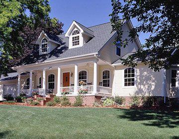 Cape Cod Style Home Ideas